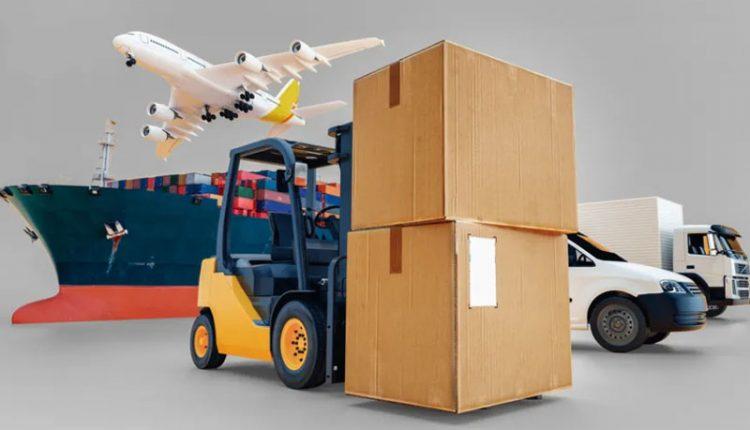 Logistics business in hindi