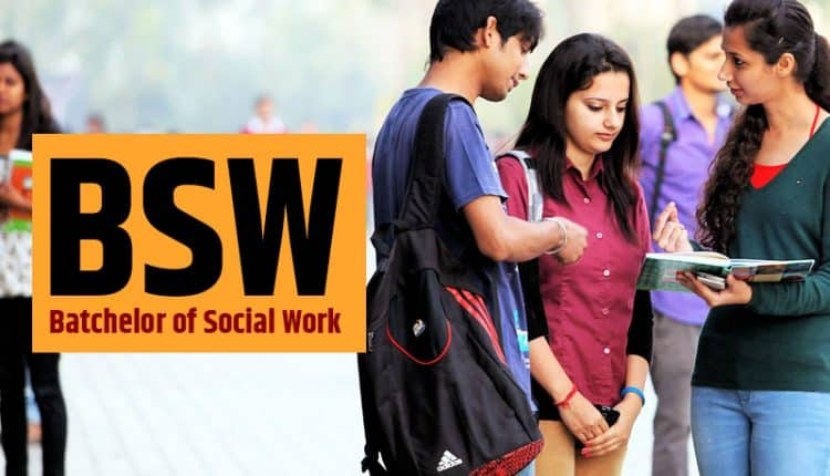bsw course detail in hindi