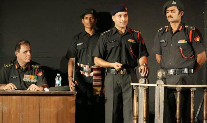 court martial india