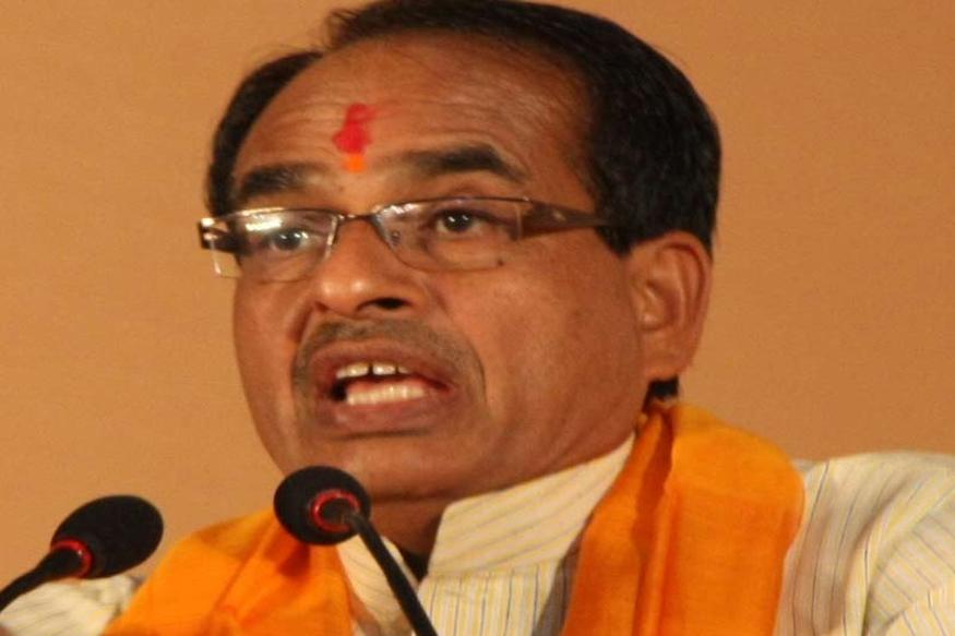Shiv Raj Singh Chouhan : CM, Madhya Pradesh. Image Source: mp.bjp.org