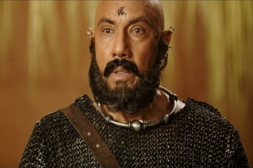 Know about Baahubali's Kattappa (Image Source: : Film Poster.)