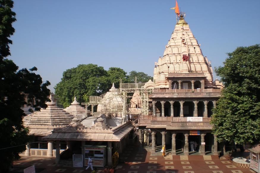 Shri_Mahakaleshwer Temple Ujjain. (Image source: dic.mp.nic.in)