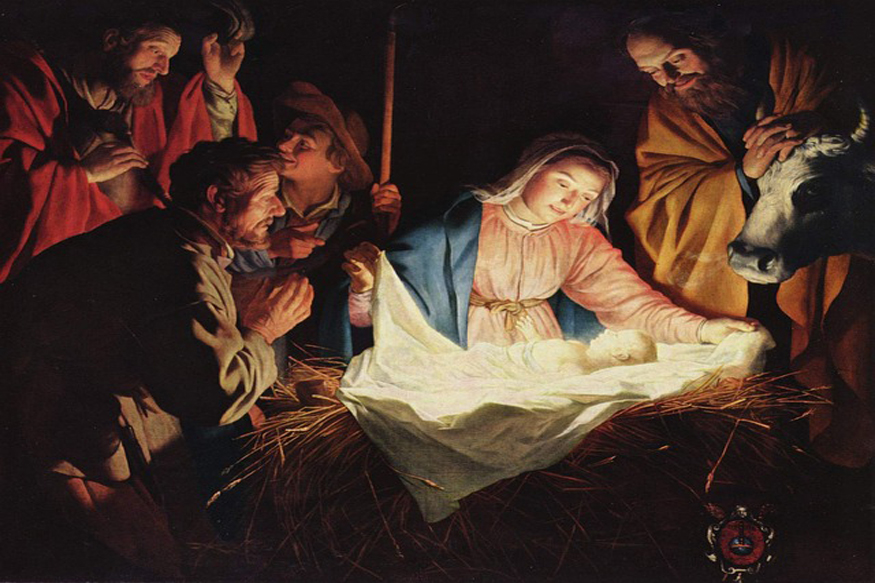 know the birth story of jesus christ and christmas night of christian