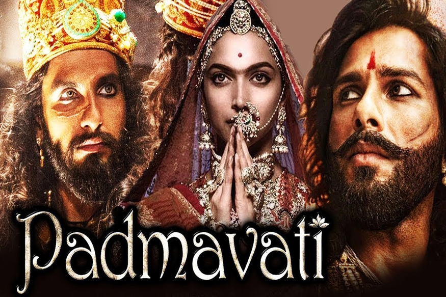film padmavati successful in box office collection (Image Source: Film Poster).