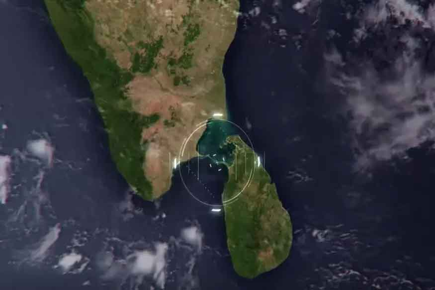 American TV Show Claims Ram Setu real and exist