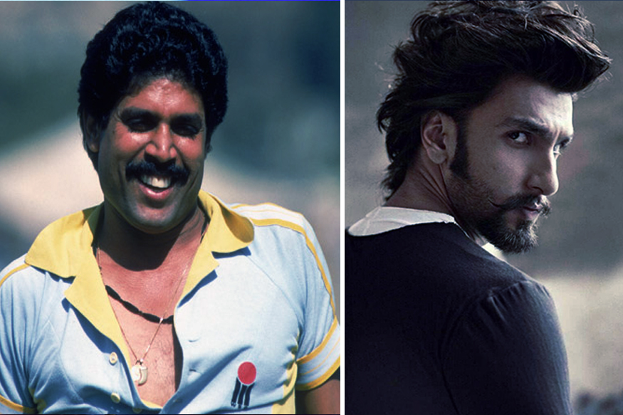 Ranveer Singh to play Kapil Dev in Kabir Khan's next biopic movie 83