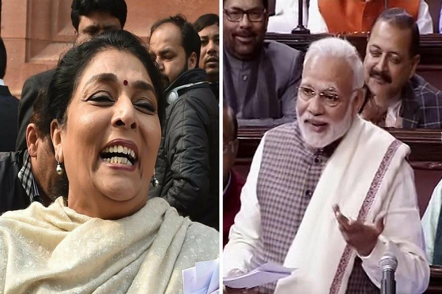 renuka-chaudhary-controversy-prime-minister-narendra-modi-rahul-gandhi-congress