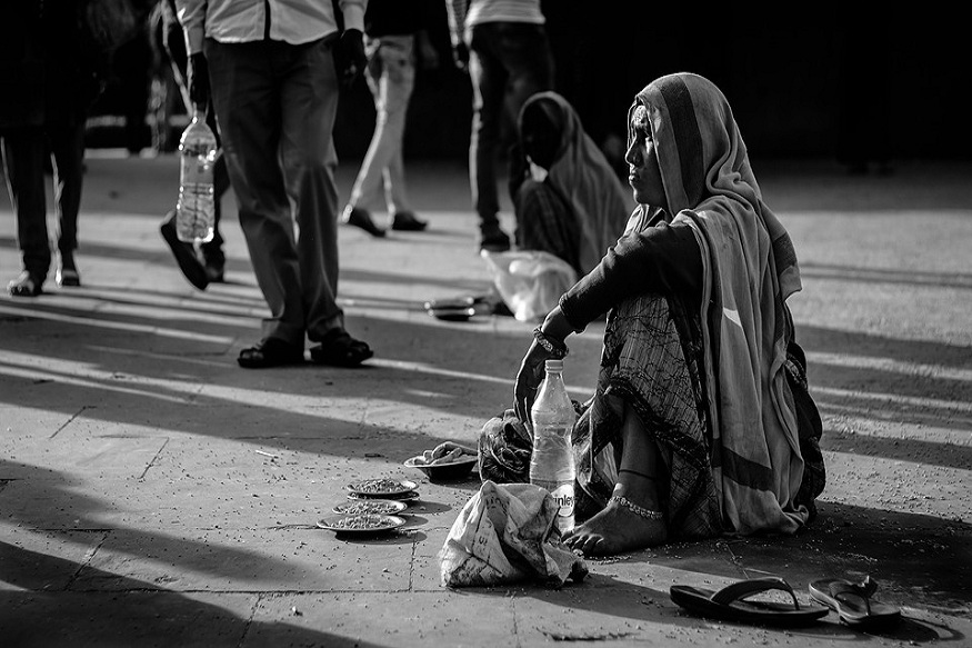 poverty, hunger and malnutrition problems in india