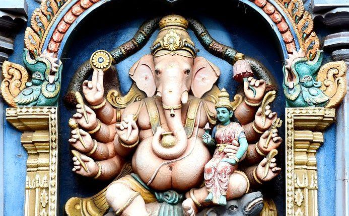 Ganpati Bappa Morya Meaning in Hindi