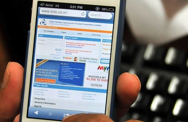 how to book general ticket on mobile